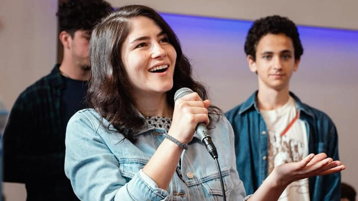 Alexandra ucenicizarea MIA content creating public speaking