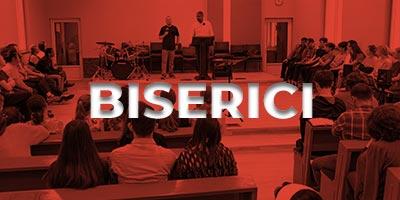 Misiune în Actiune biserica congregatie interior