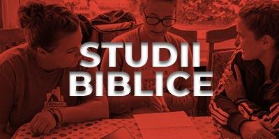 Misiune în Actiune studiu grup biblie