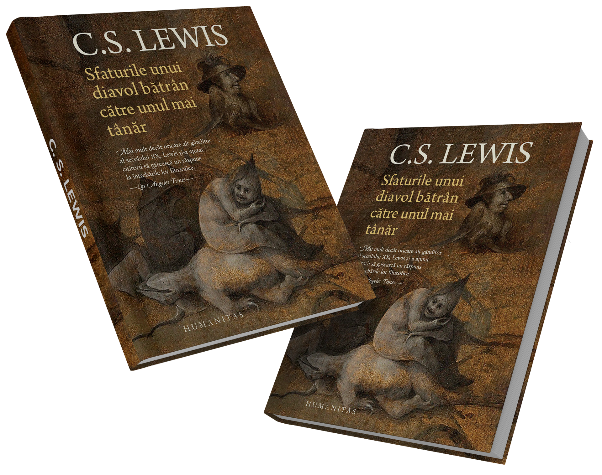 recenzie CS Lewis carte sfaturile unui diavol batran