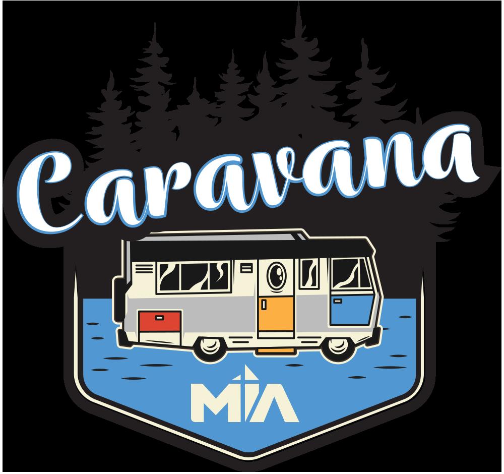 caravana MIA badge