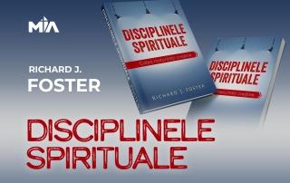 disciplinele spirituale carte foster richard